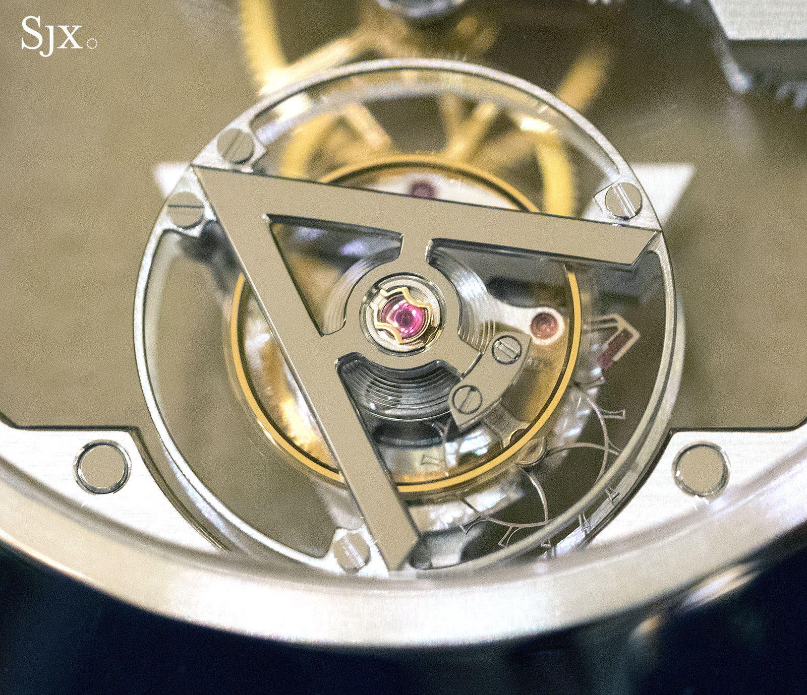 Louis Vuitton Flying Tourbillon Poinçon de Genève 2
