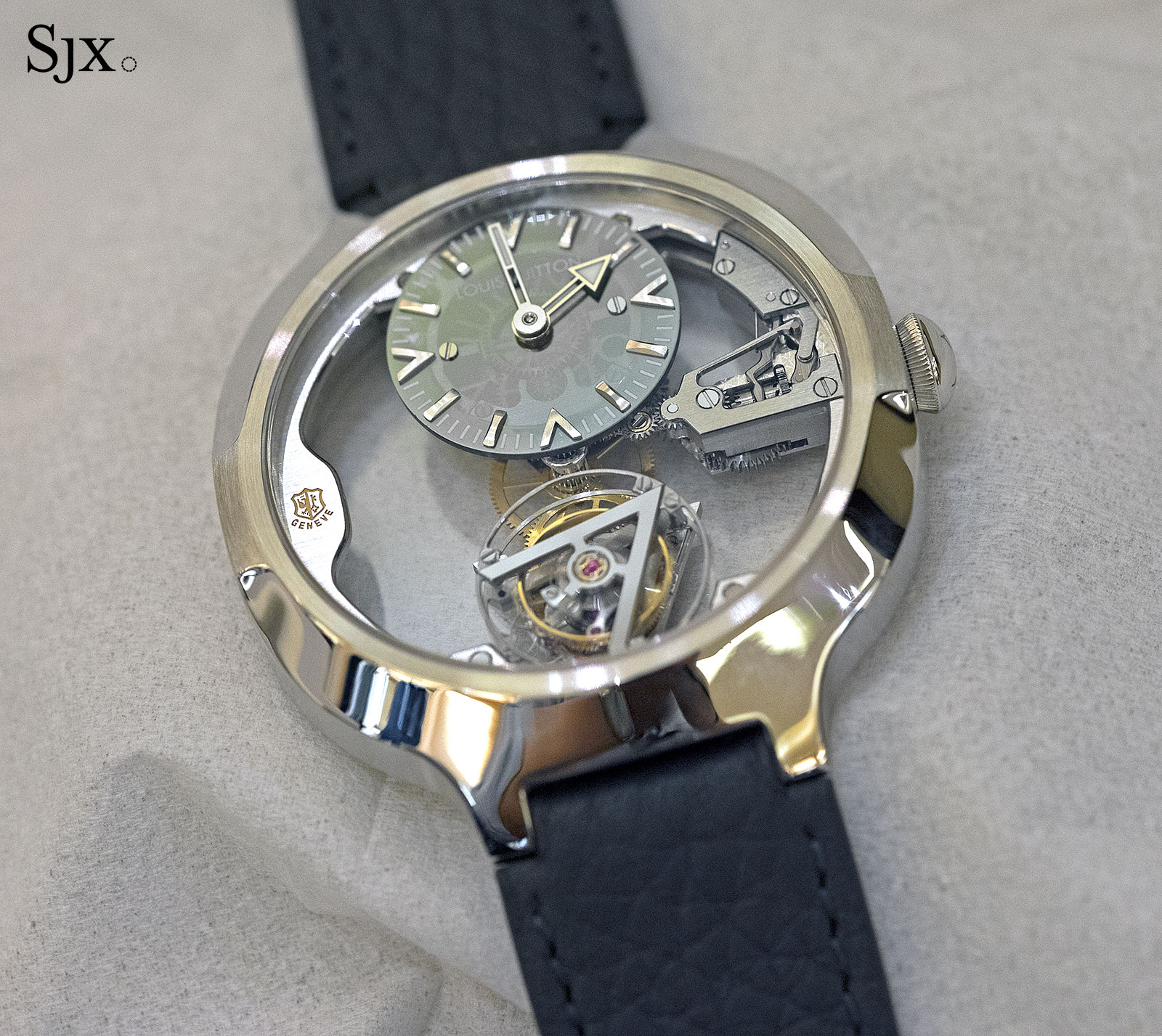 Louis Vuitton Flying Tourbillon Poinçon de Genève 5