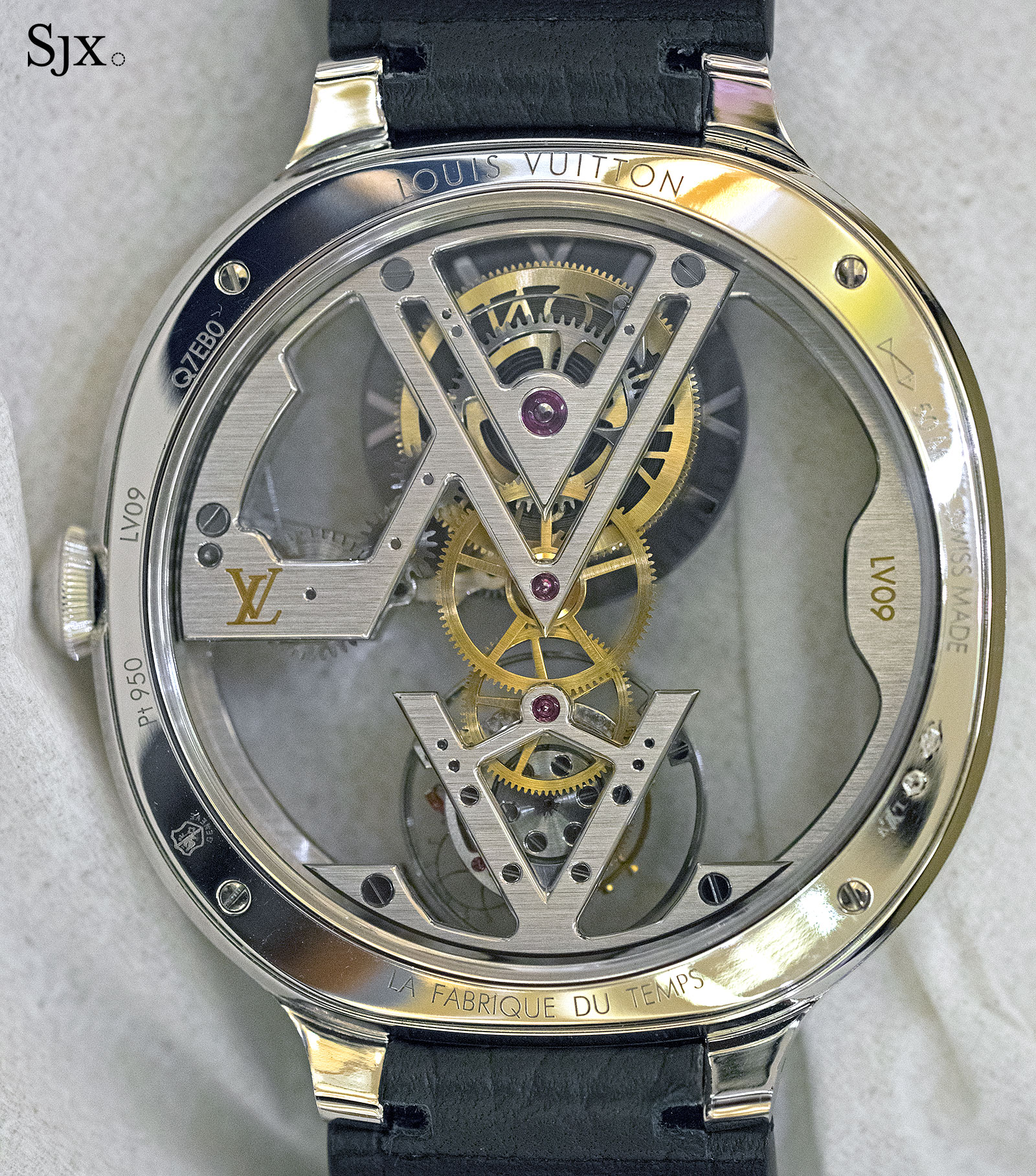 Louis Vuitton Flying Tourbillon Poinçon de Genève 7