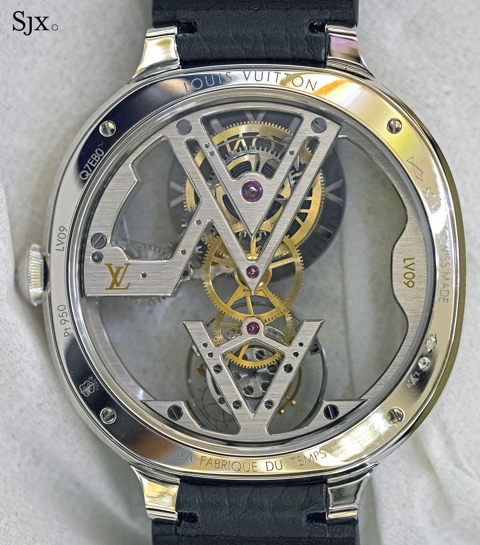 Louis Vuitton Geneve