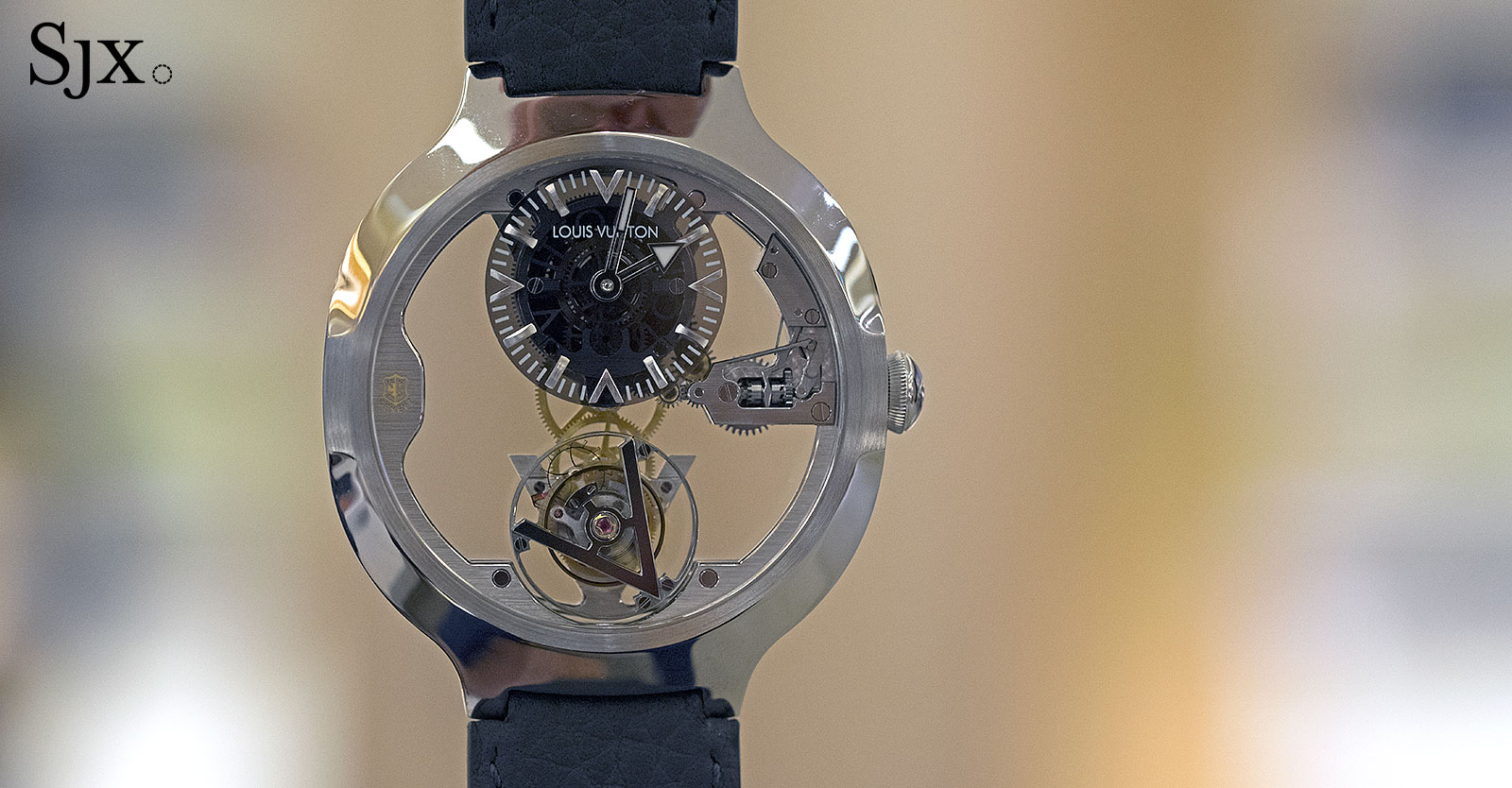 Louis Vuitton Flying Tourbillon Poinçon de Genève 8
