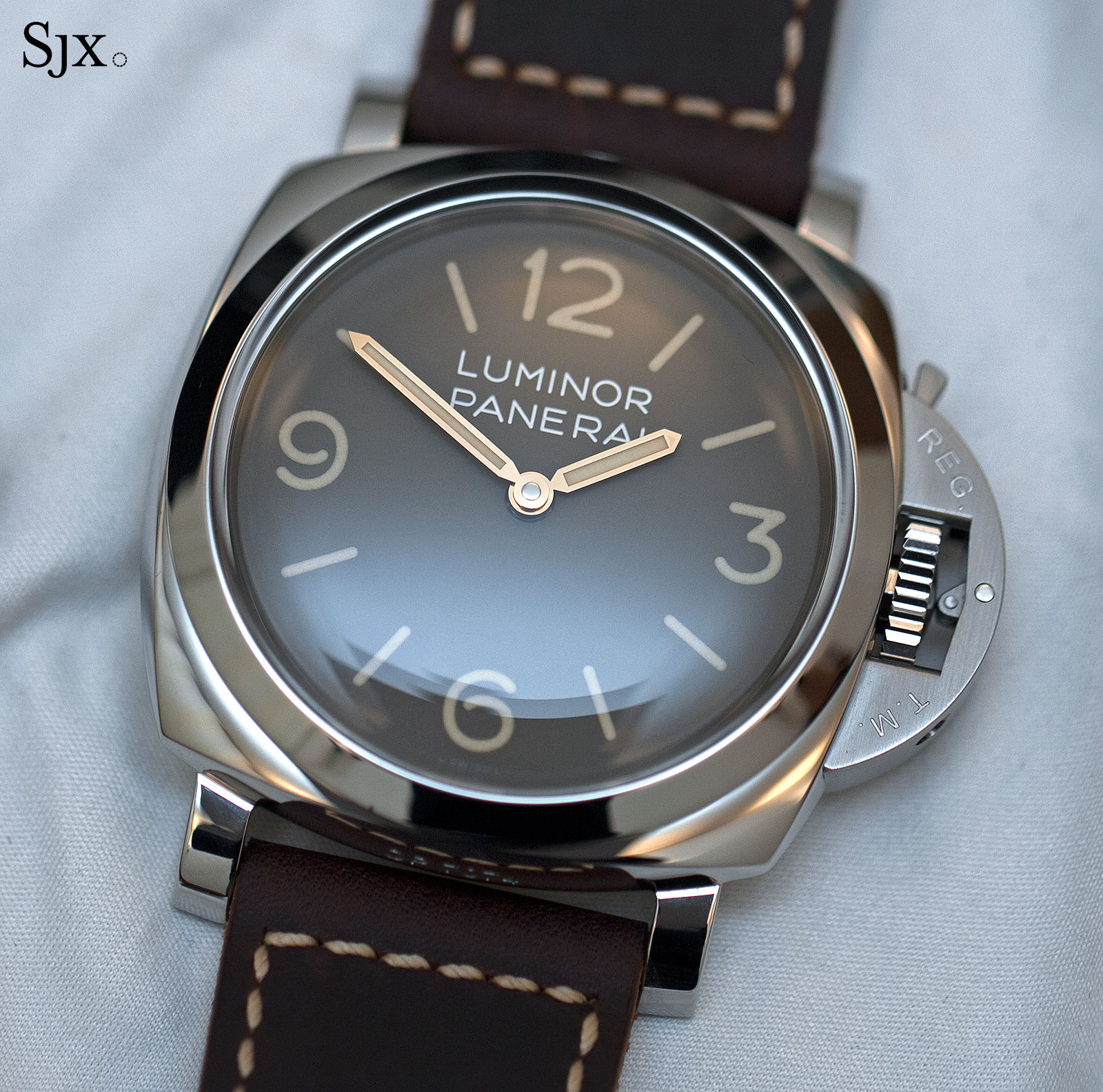 Panerai Luminor 1950 3 Days tropical PAM663 1