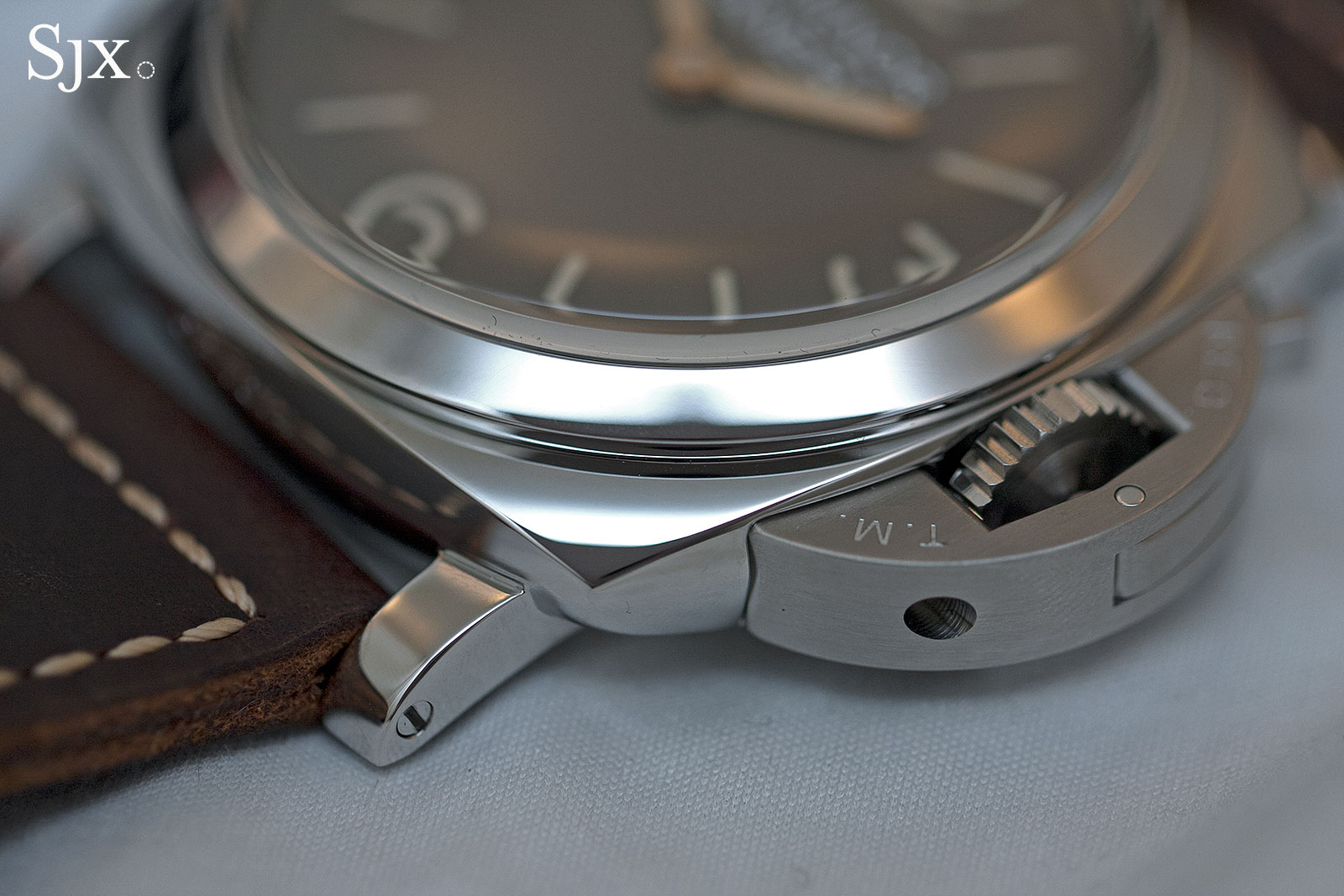 Panerai Luminor 1950 3 Days tropical PAM663 2