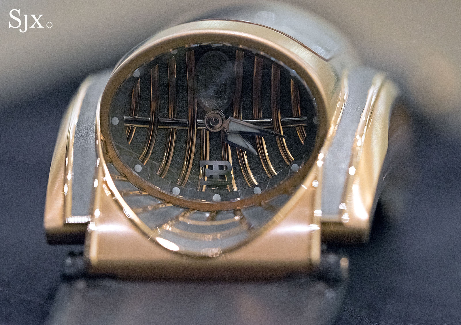 Parmigiani Bugatti Mythe 1