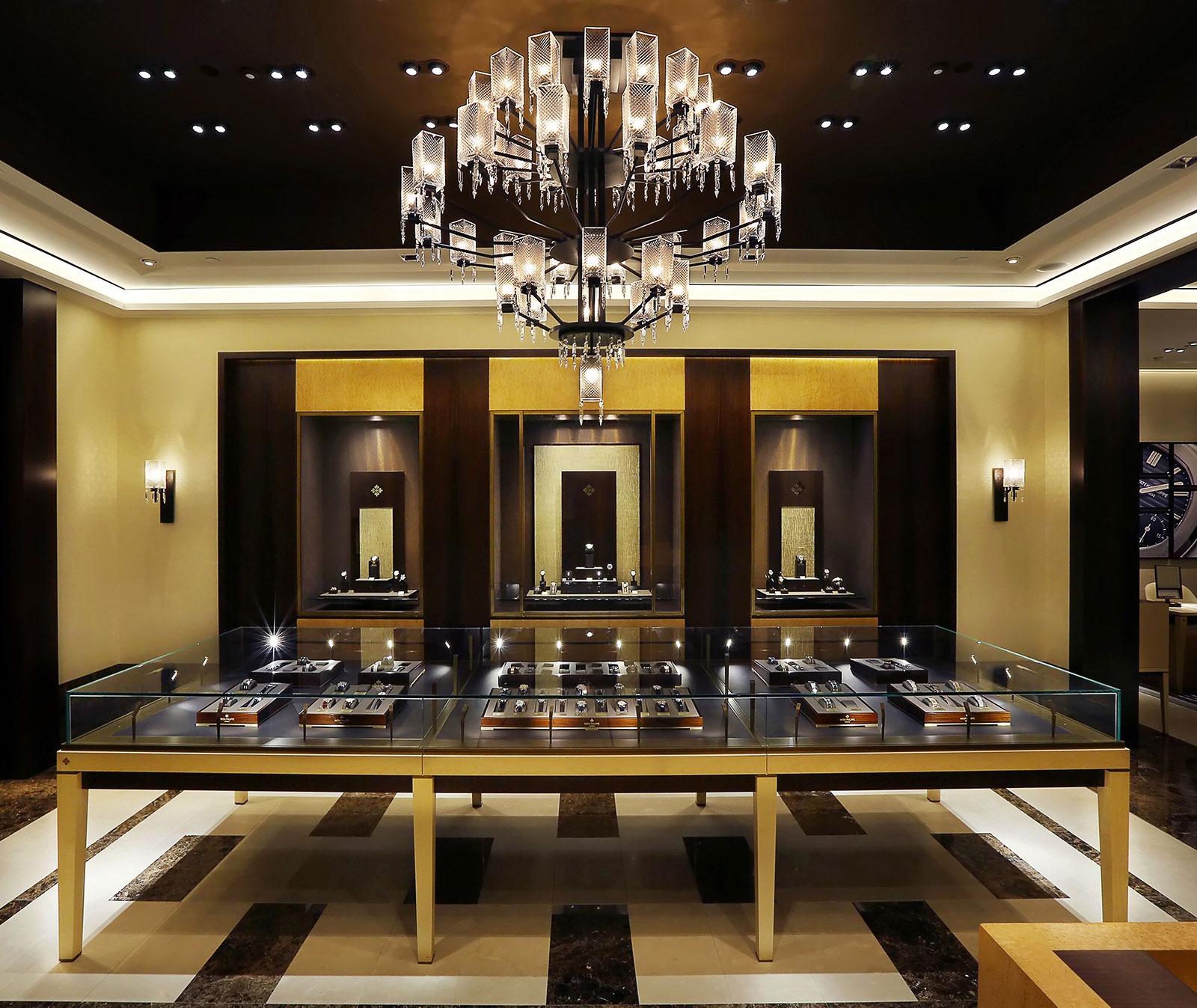 Patek Philippe boutique Singapore ION Orchard 1