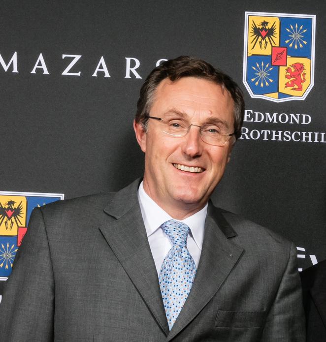 Philippe Peverelli CEO Tudor portrait
