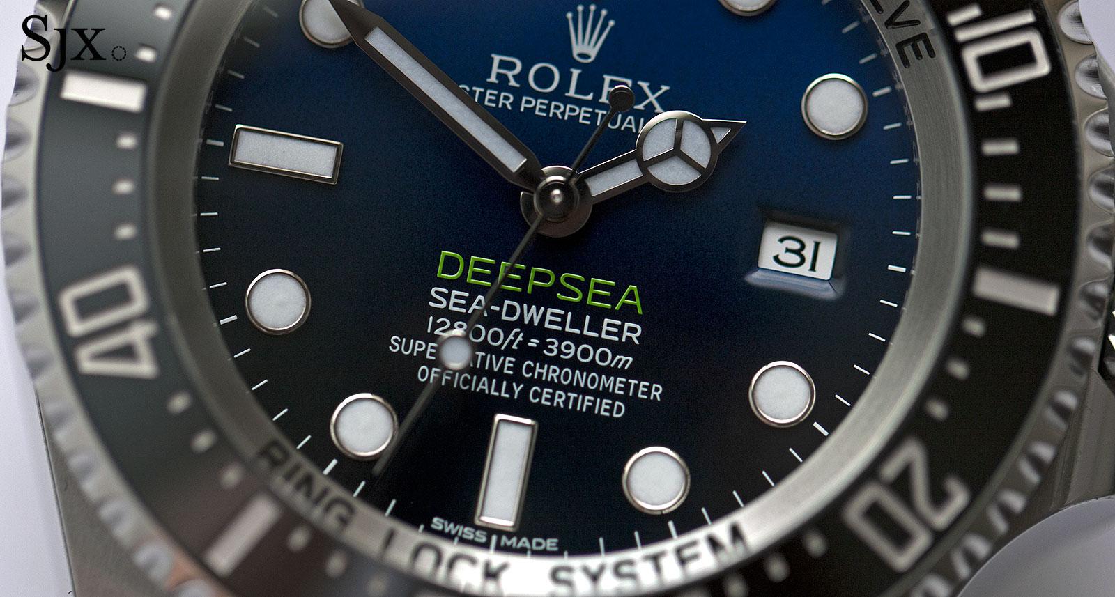Rolex Deepsea D-Blue 1
