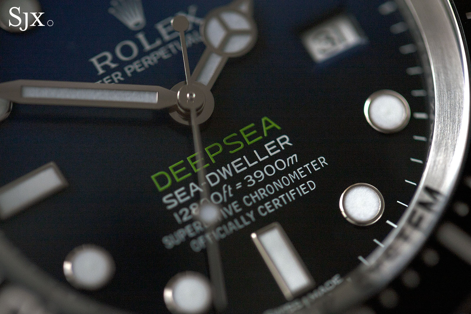 Rolex Deepsea D-Blue 10