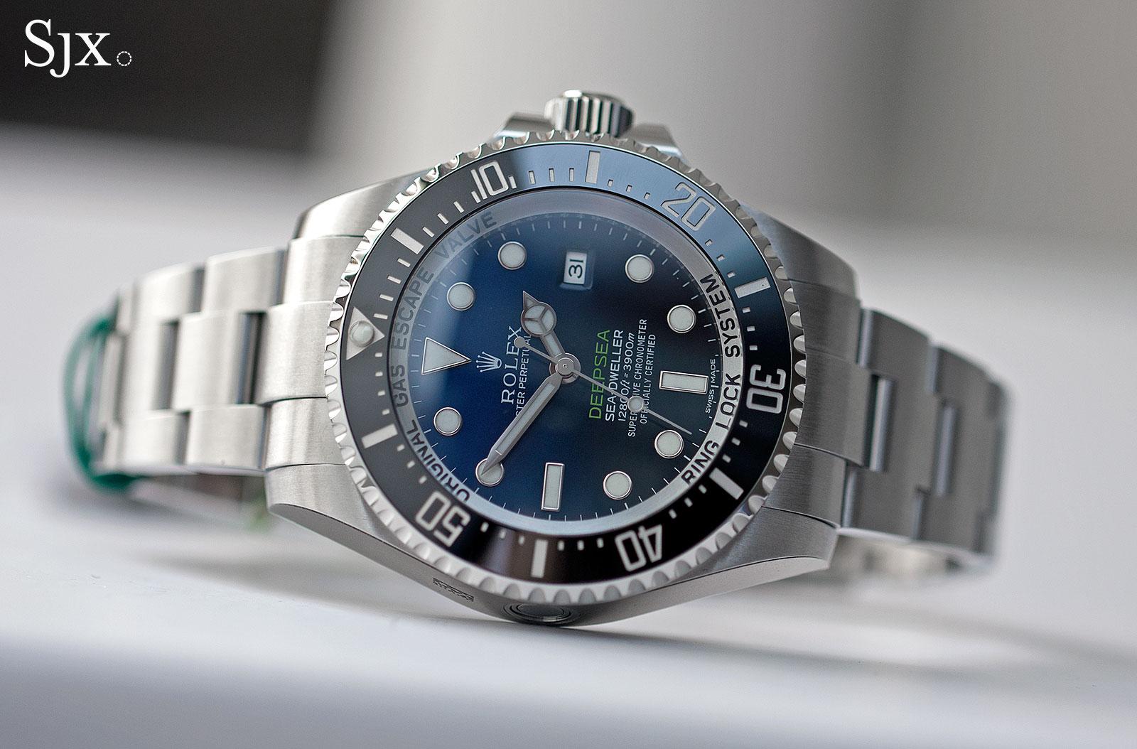 Rolex Deepsea D-Blue 11