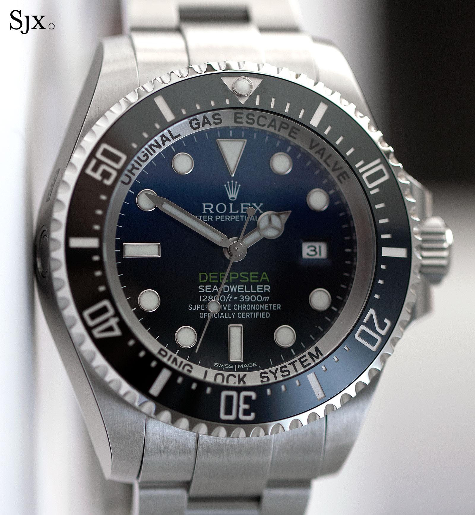 Rolex Deepsea D-Blue 12