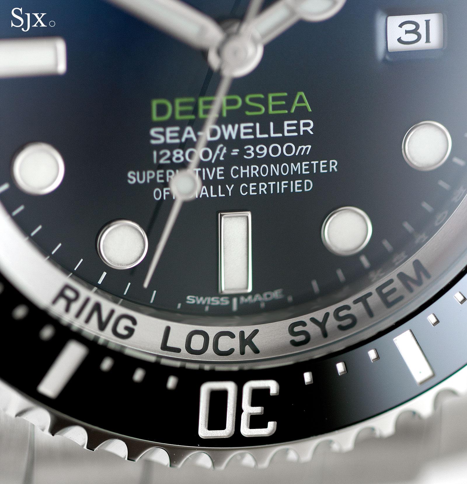 Rolex Deepsea D-Blue 13