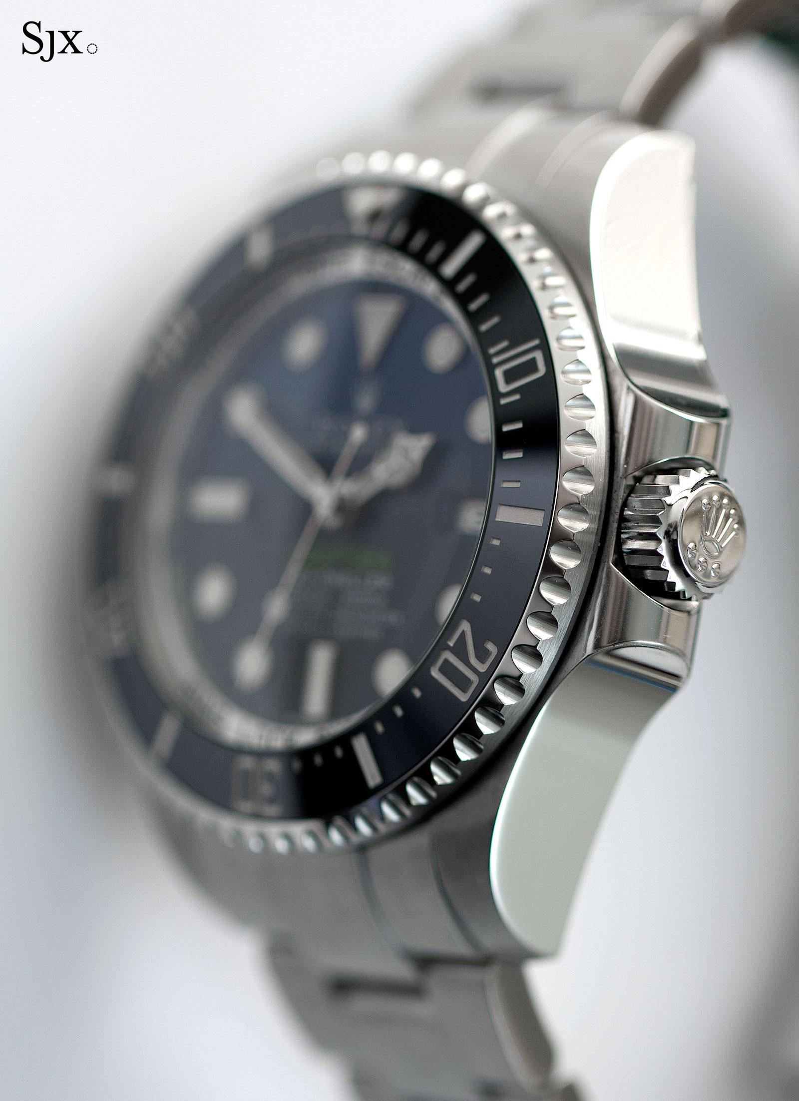 Rolex Deepsea D-Blue 15