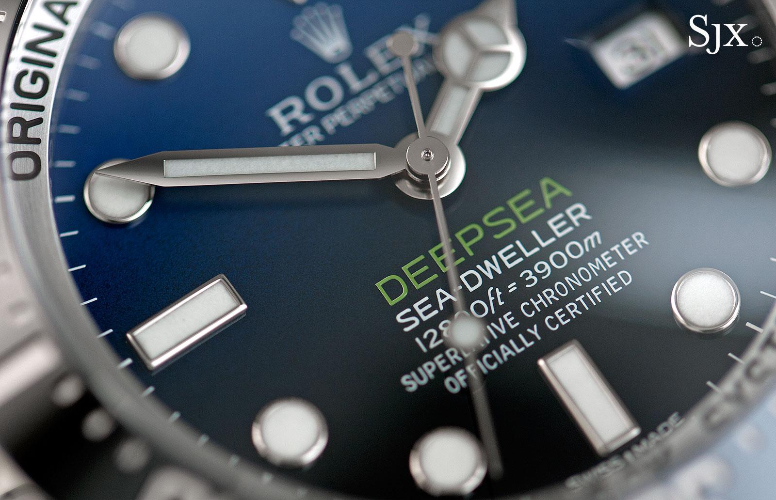 Rolex Deepsea D-Blue 3