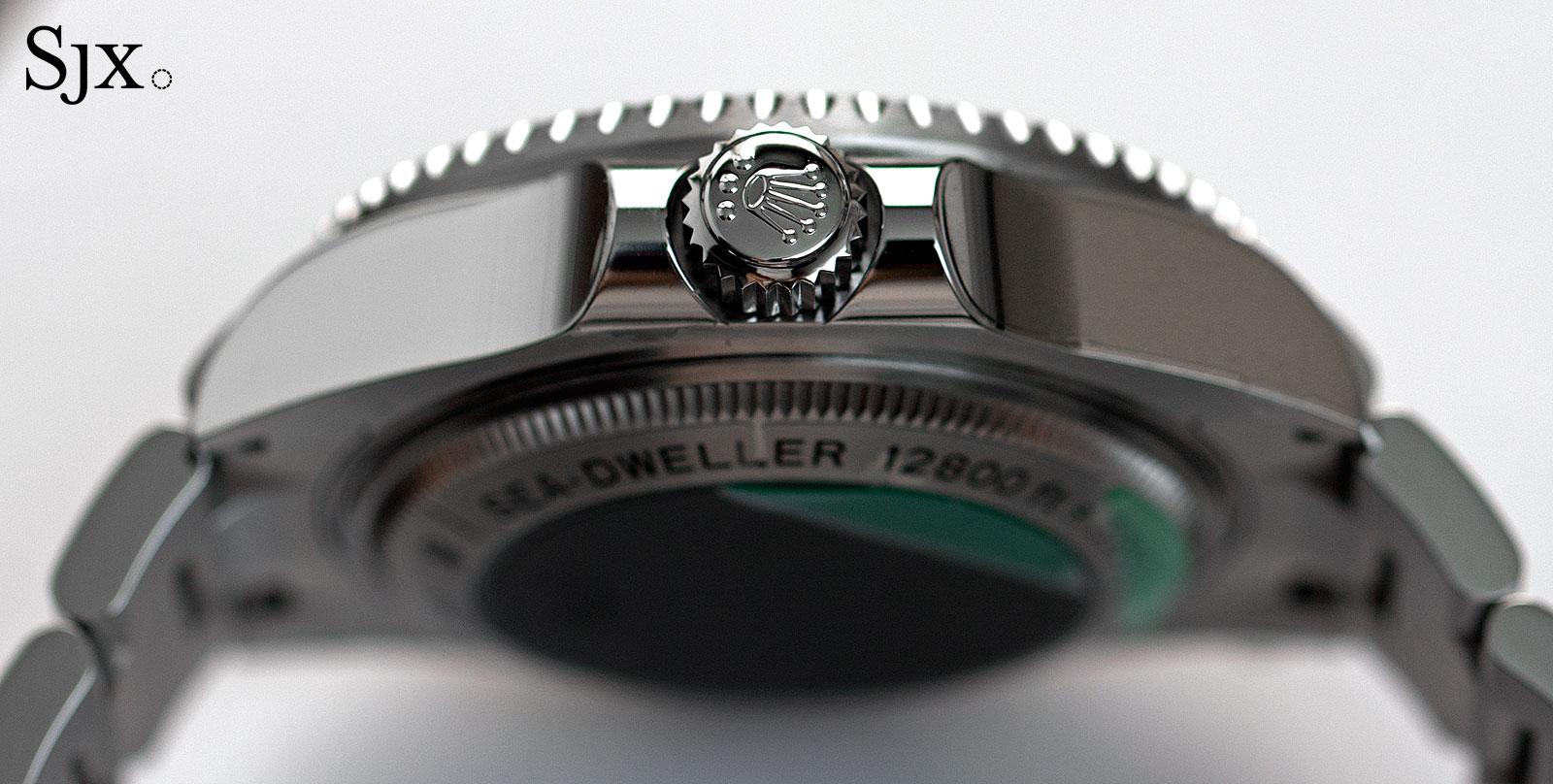 Rolex Deepsea D-Blue 8