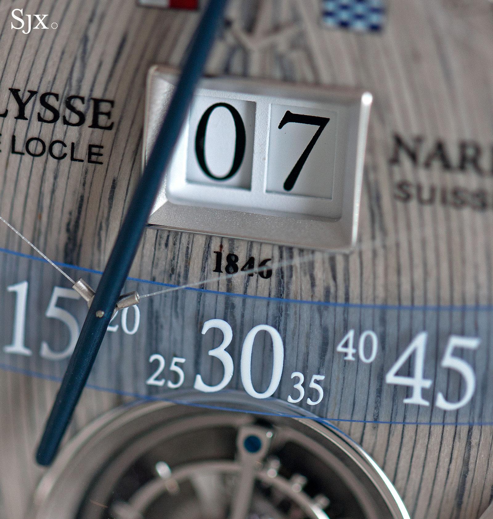 Ulysse-Nardin Grand Deck Marine Tourbillon 8
