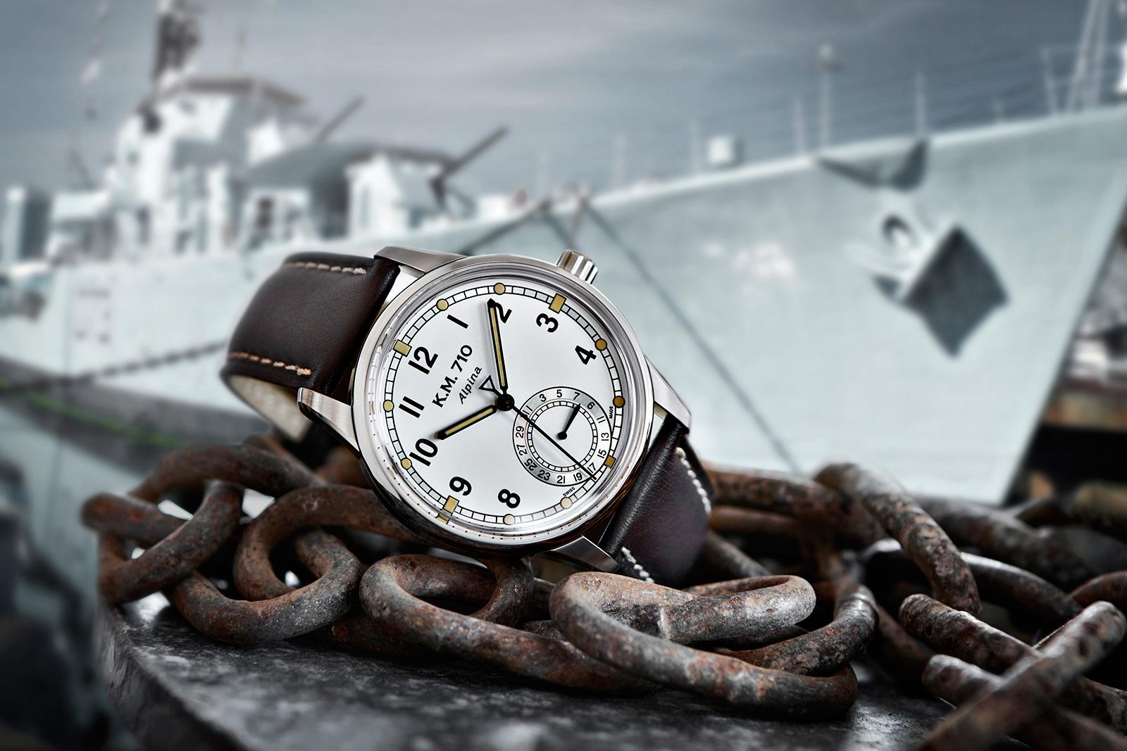 Alpina KM-710 watch - 1