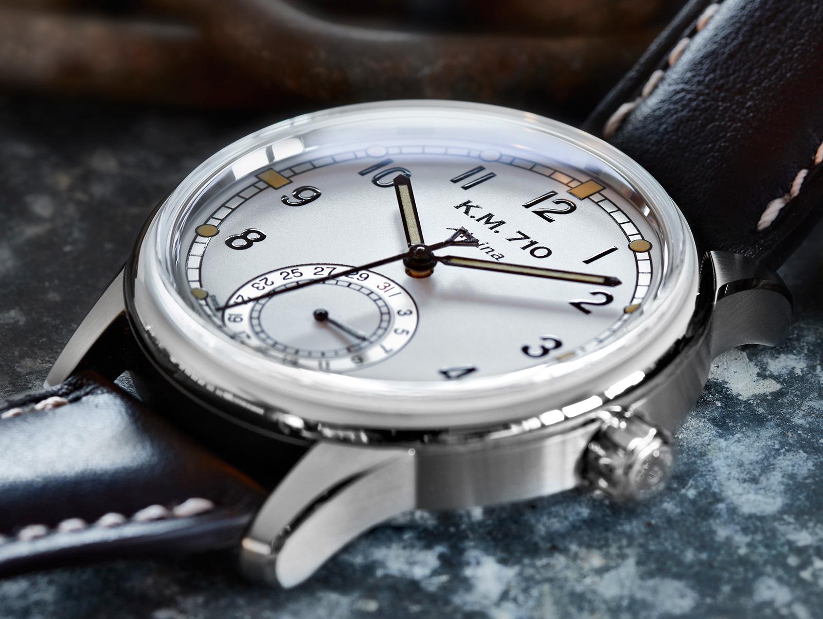 Alpina KM-710 watch - 2