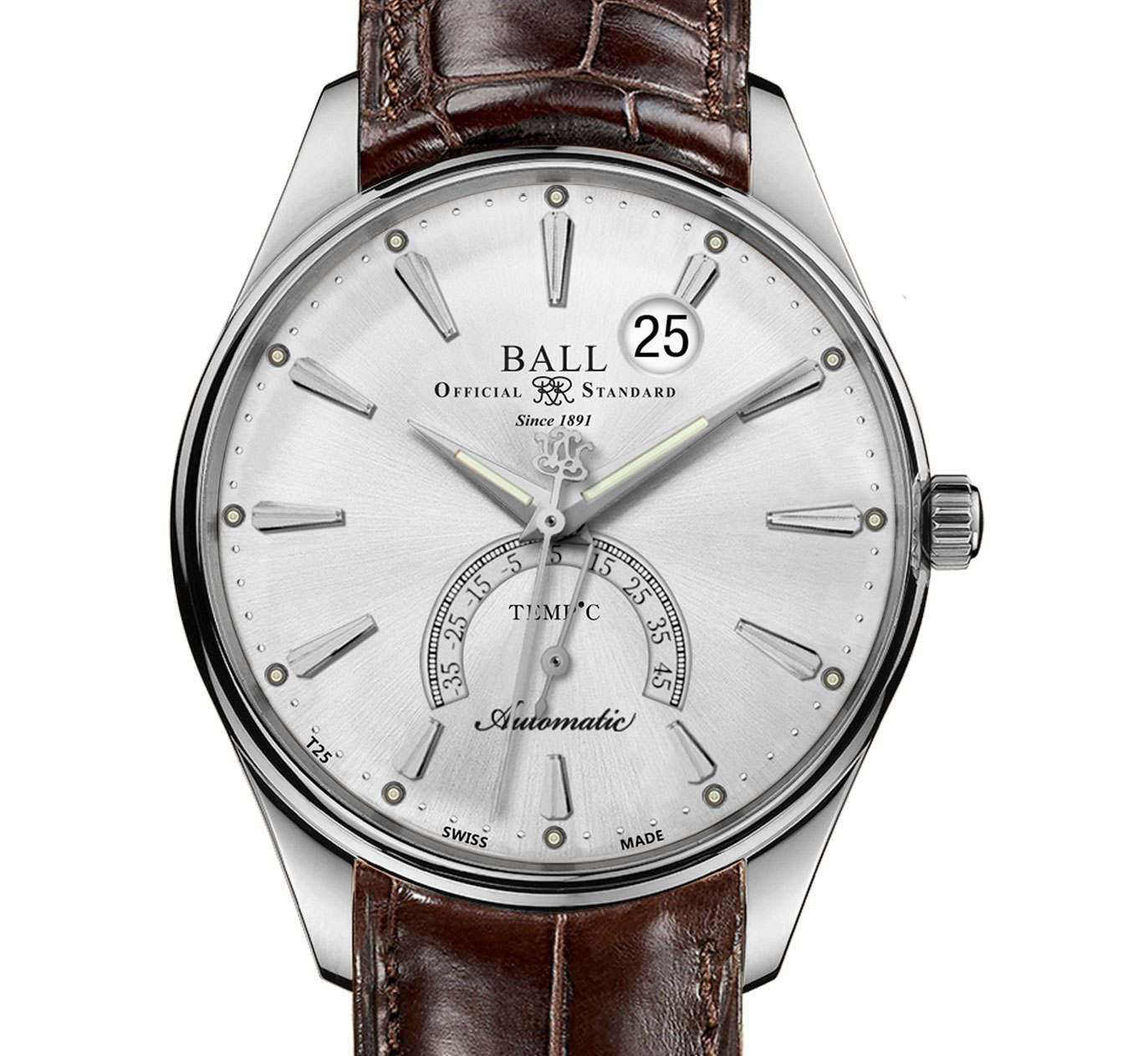 Ball Watch Trainmaster Kelvin 1