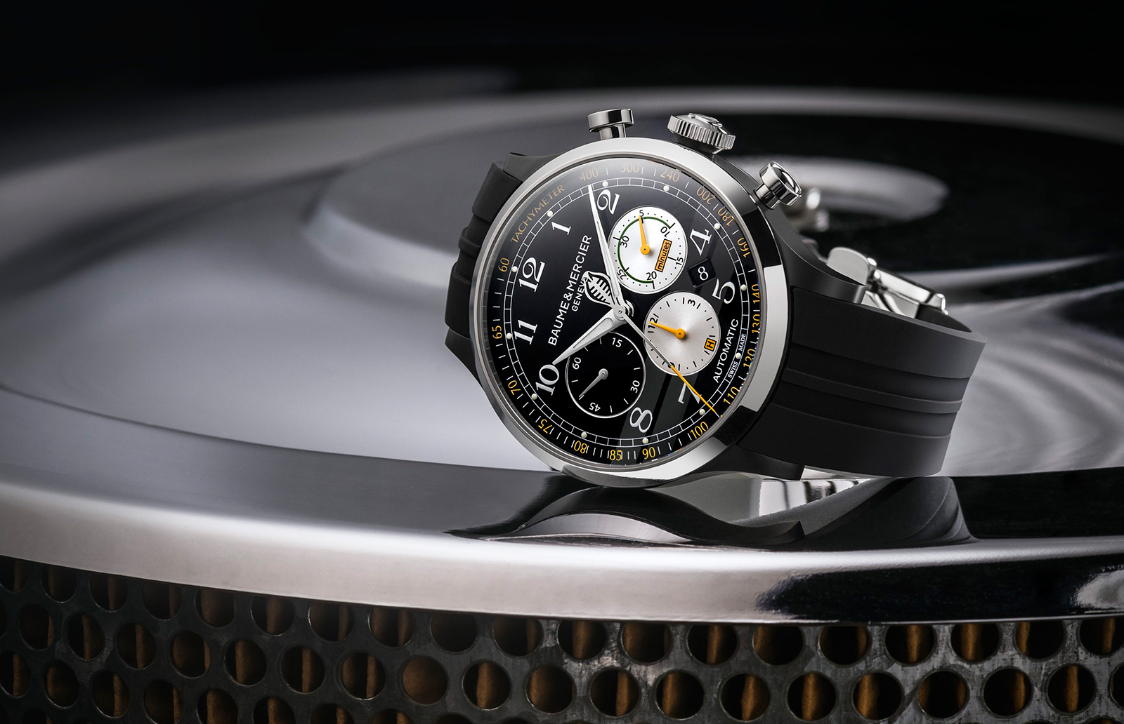 Baume & Mercier Capeland Shelby Cobra 1963 Legendary competition