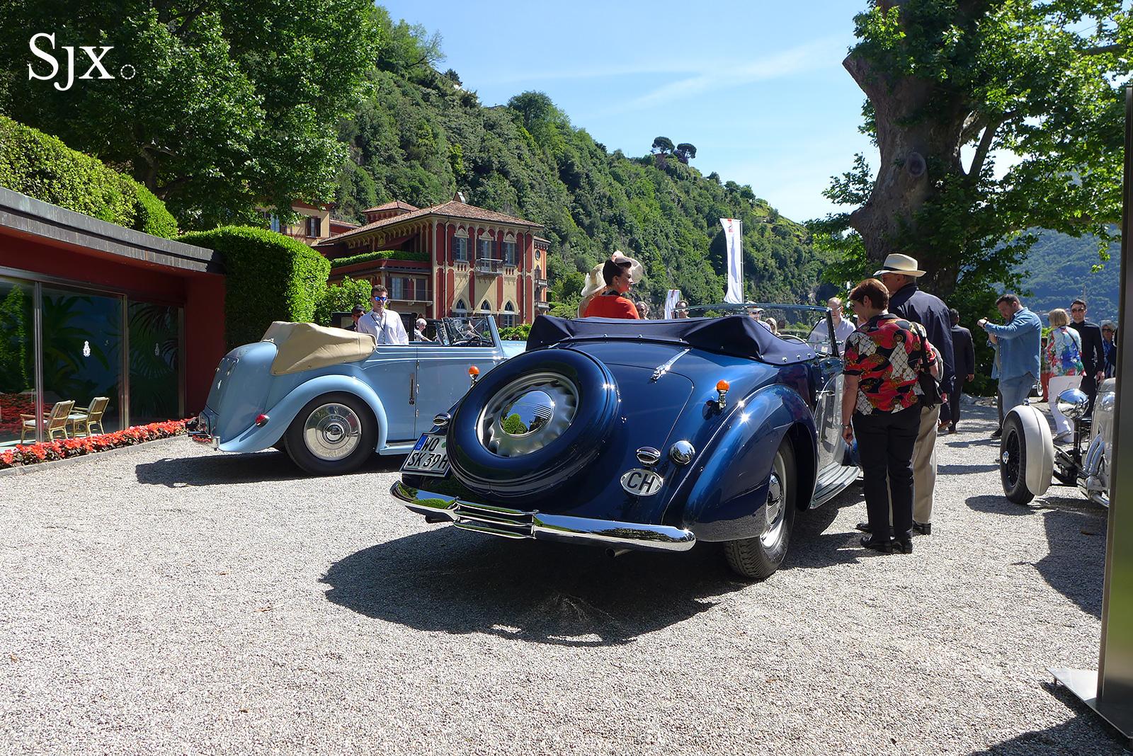 Concorso d'Eleganza Villa d'Este 2016 20