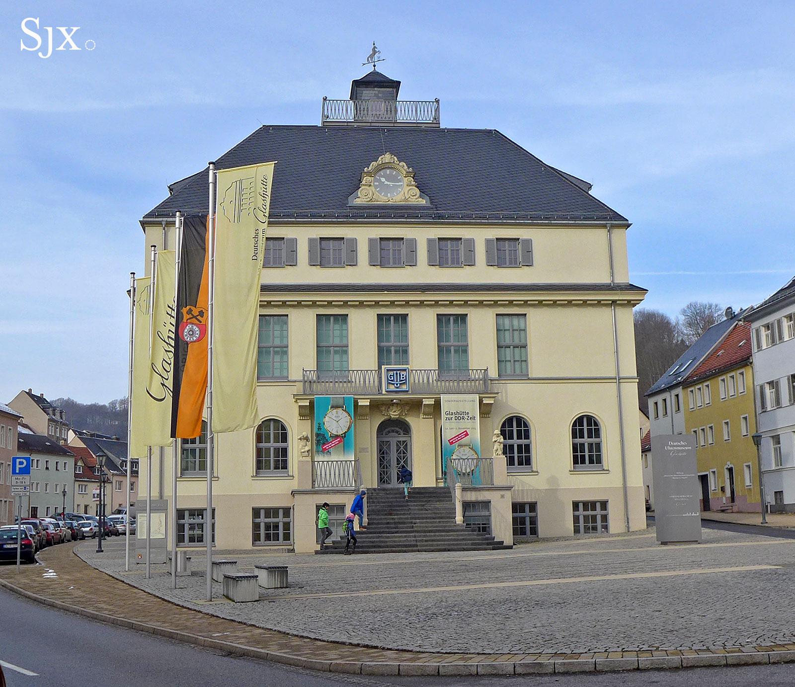 German Watch Museum visit 2016 1