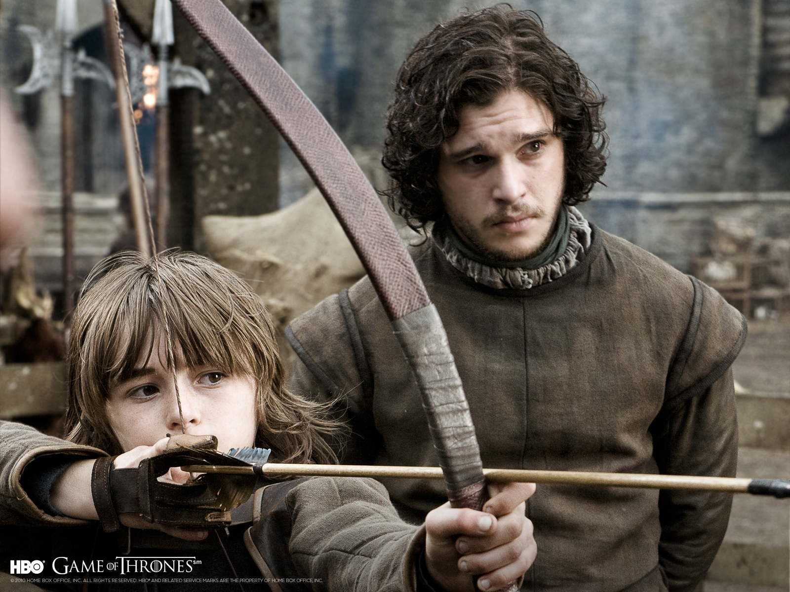 Jon Snow editorial