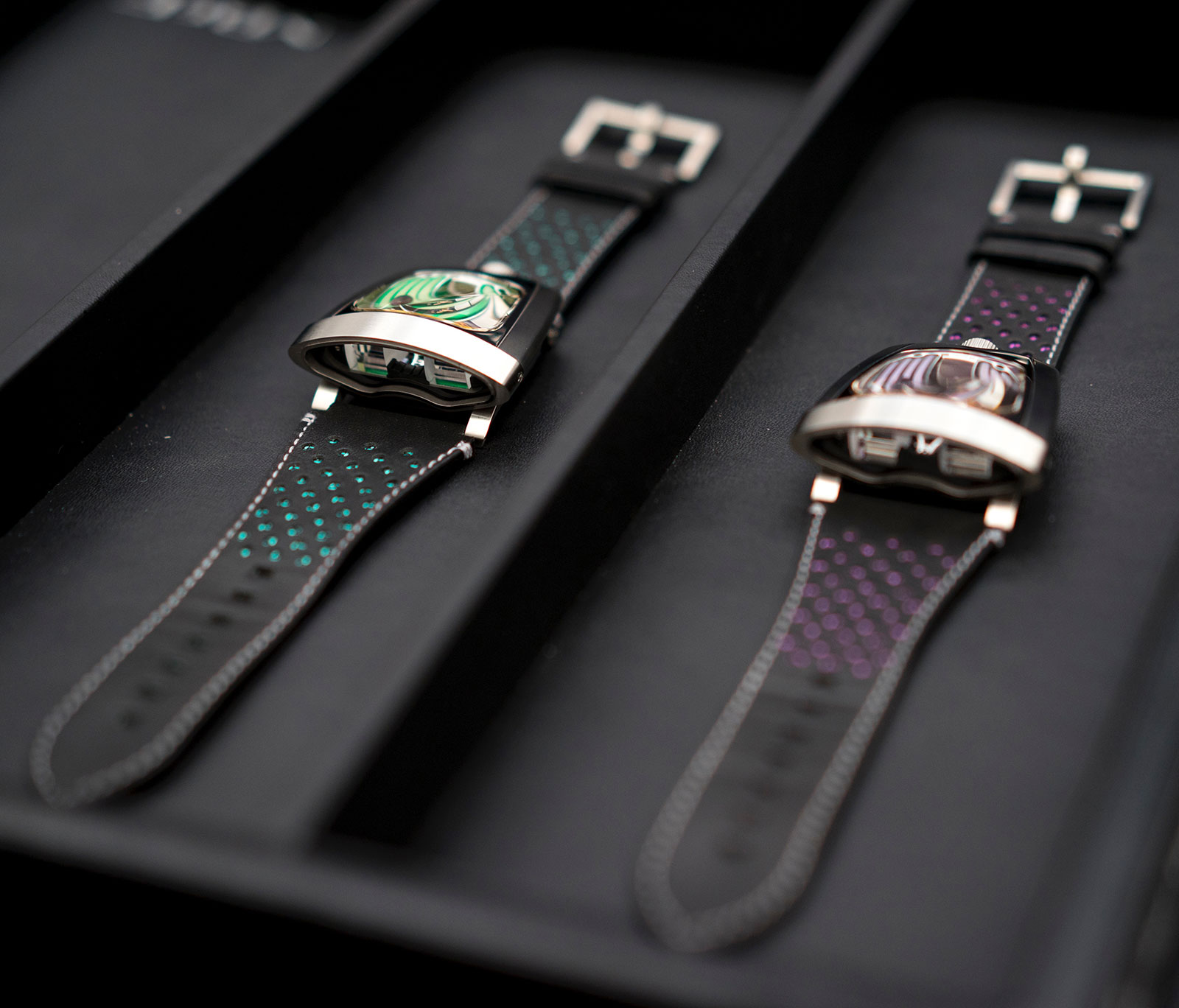 MB&F HMX Black Badger Simon Egenberger 1