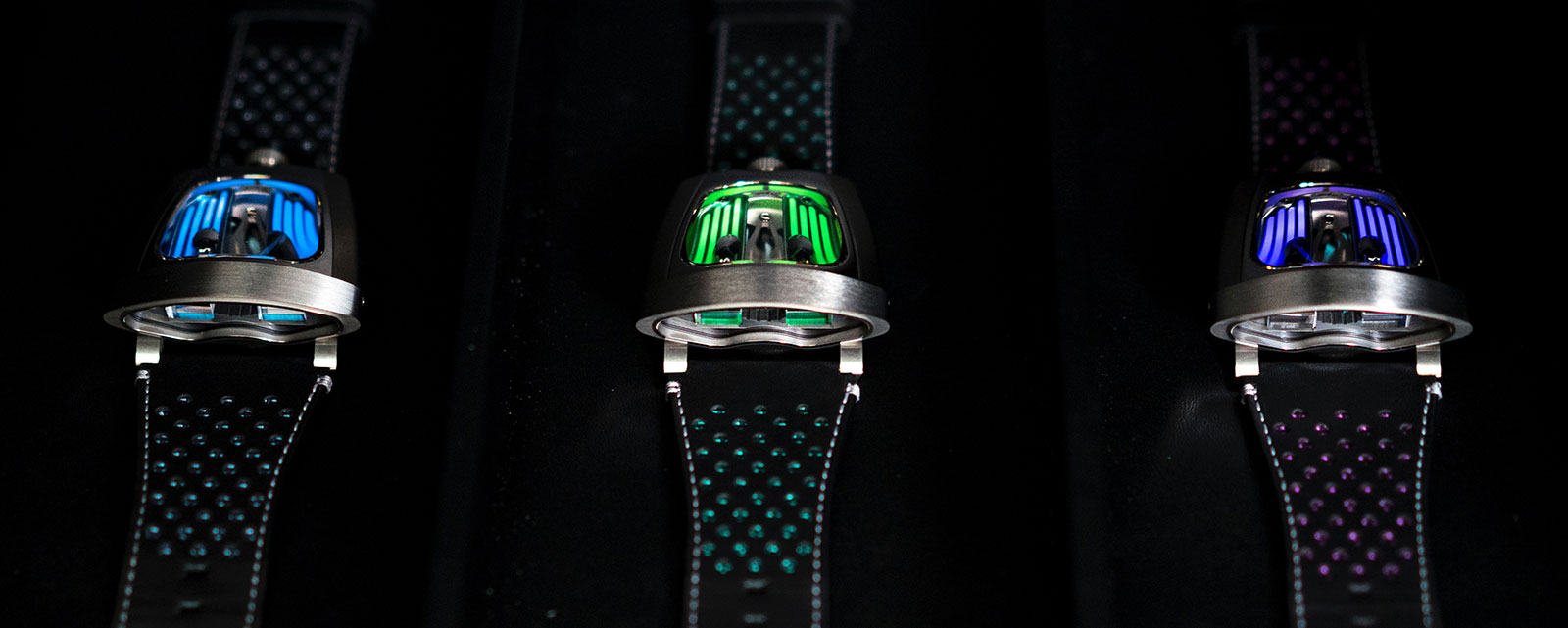 MB&F HMX Black Badger Simon Egenberger 4
