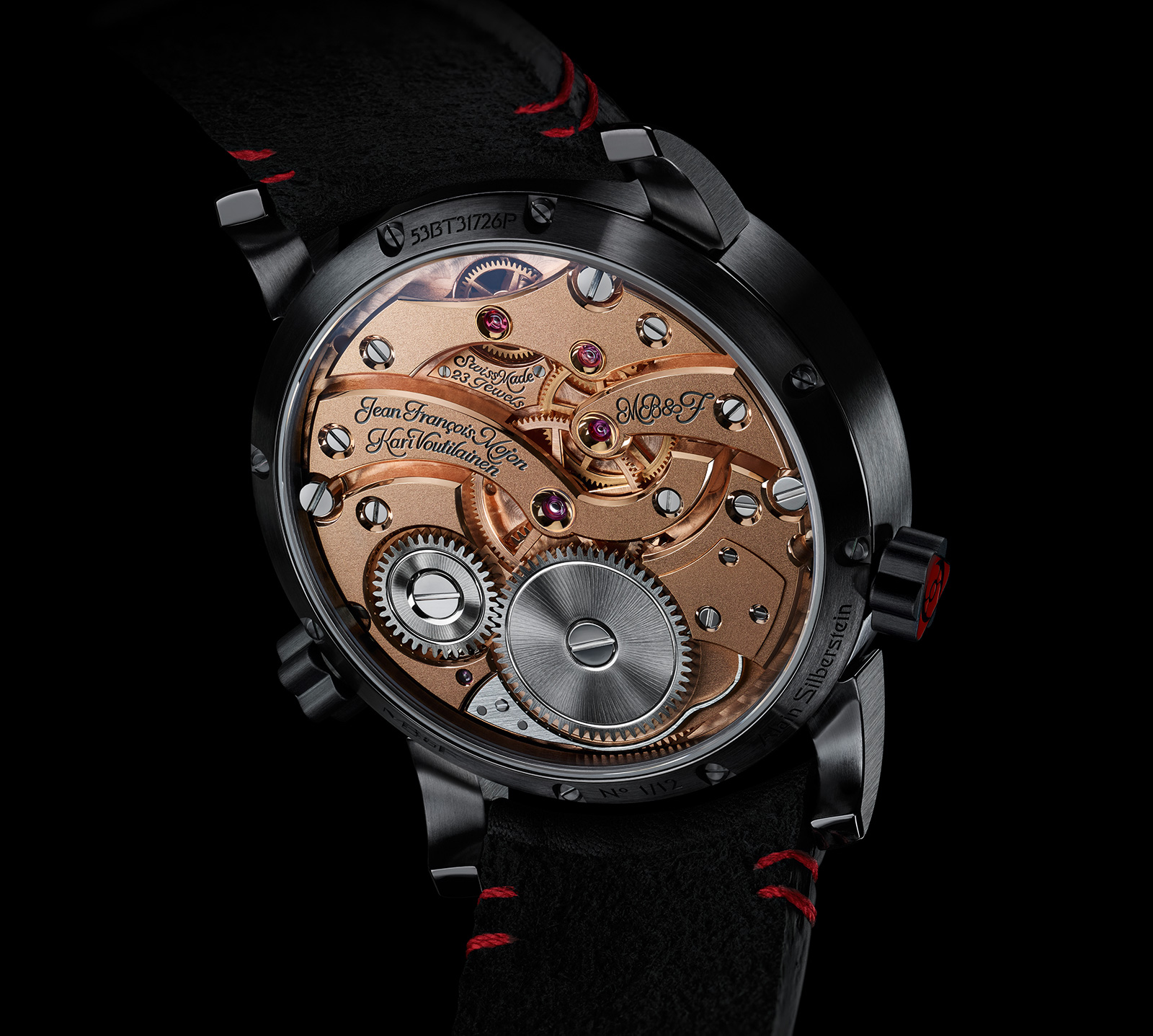 MB&F LM1 Silberstein 1