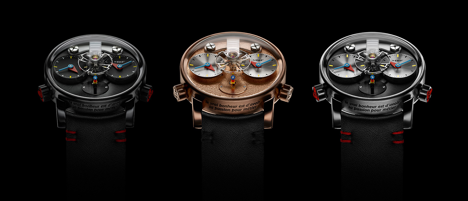 MB&F LM1 Silberstein 2