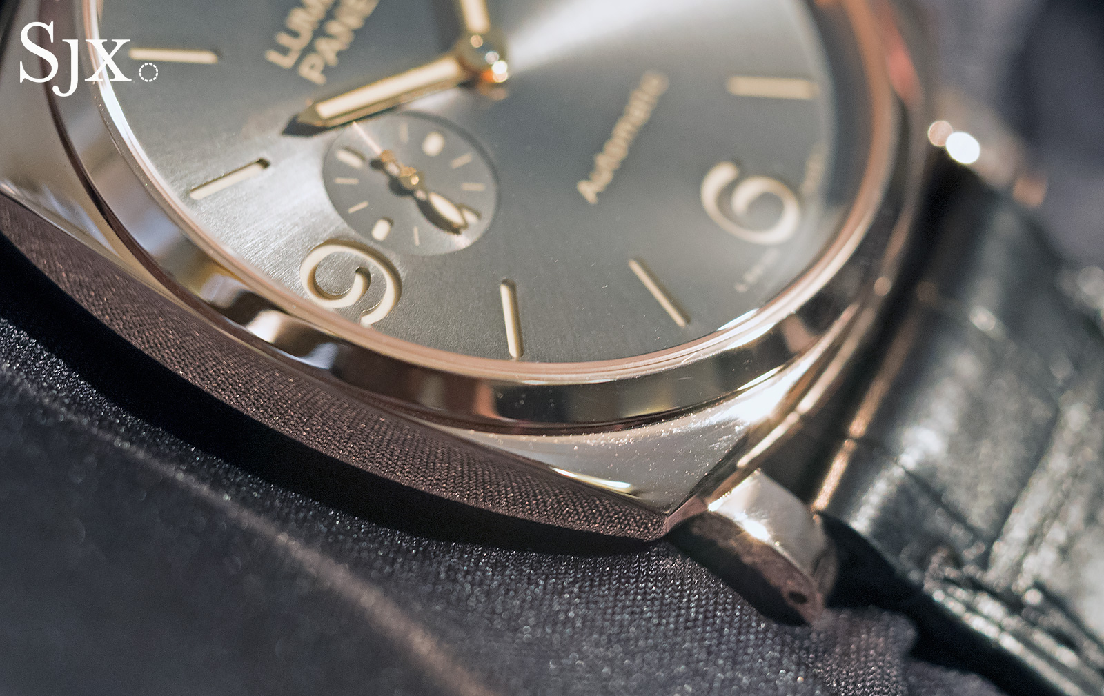Panerai Luminor Due Red Gold Automatic 45mm PAM675 - 2