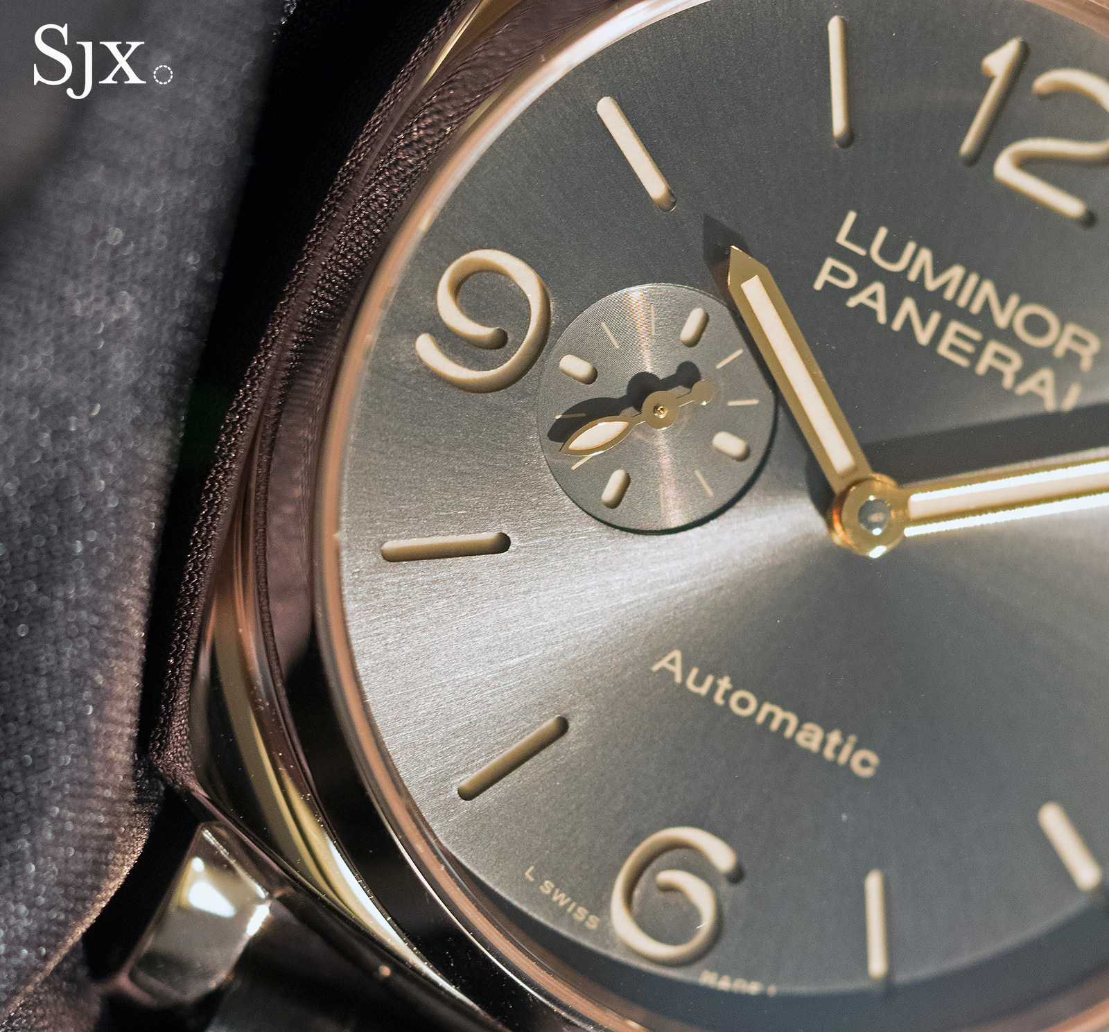 Panerai Luminor Due Red Gold Automatic 45mm PAM675 - 3
