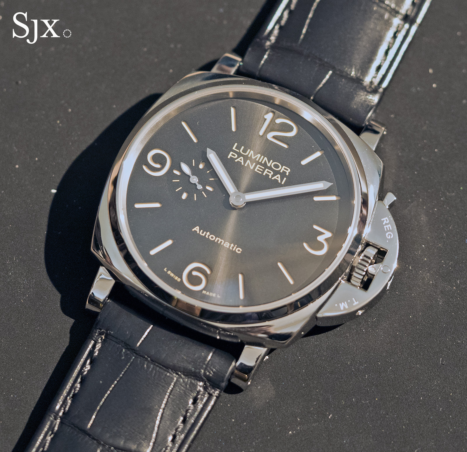 Panerai Luminor Due Steel Automatic 45mm PAM674 - 5