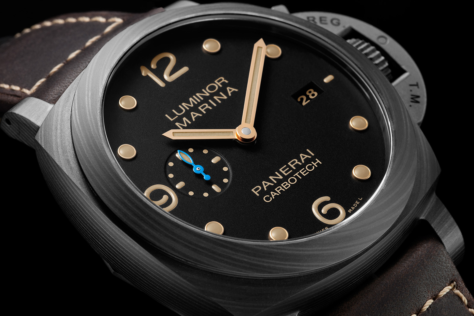 Panerai Luminor Marina 1950 Carbotech PAM661 - 2