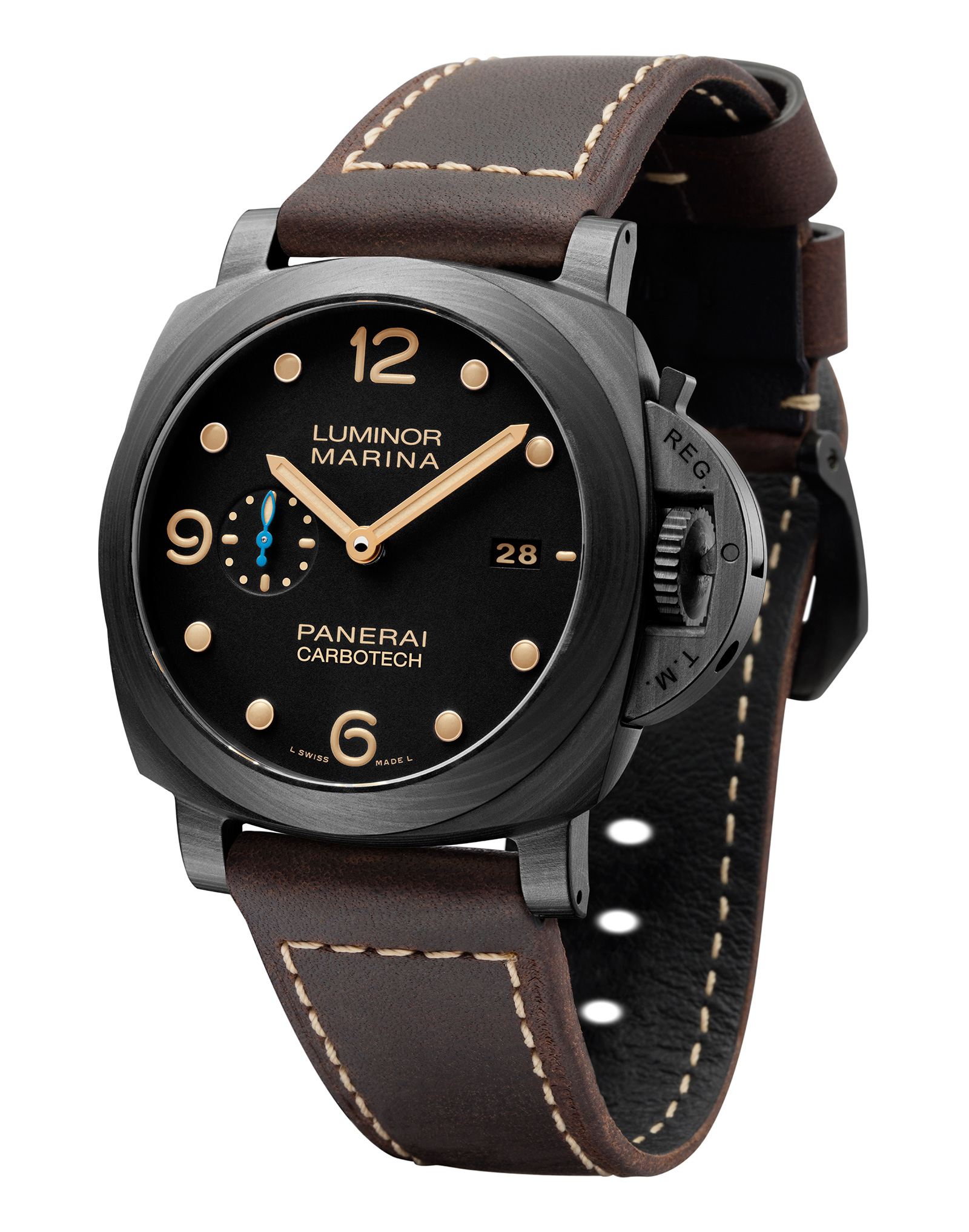 Panerai Luminor Marina 1950 Carbotech PAM661 - 3