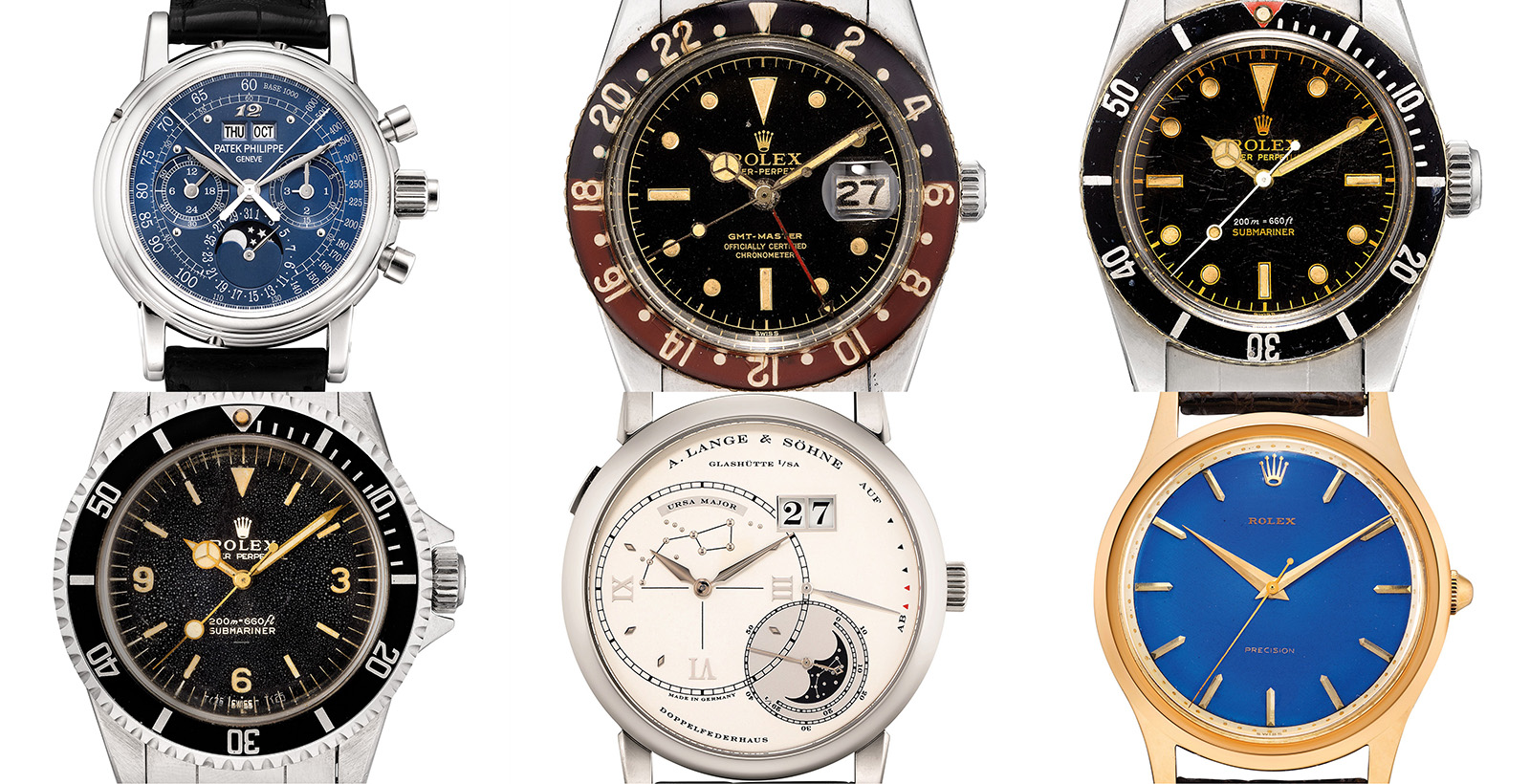 Phillips The Hong Kong Watch Auction Two Highlights