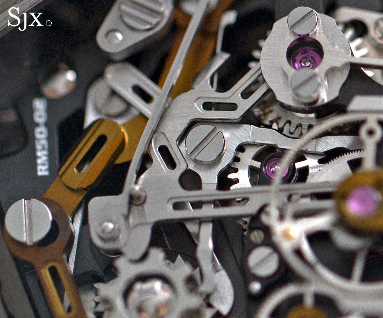 Richard Mille RM 50-02 ACJ Tourbillon Split Seconds Chronograph 19