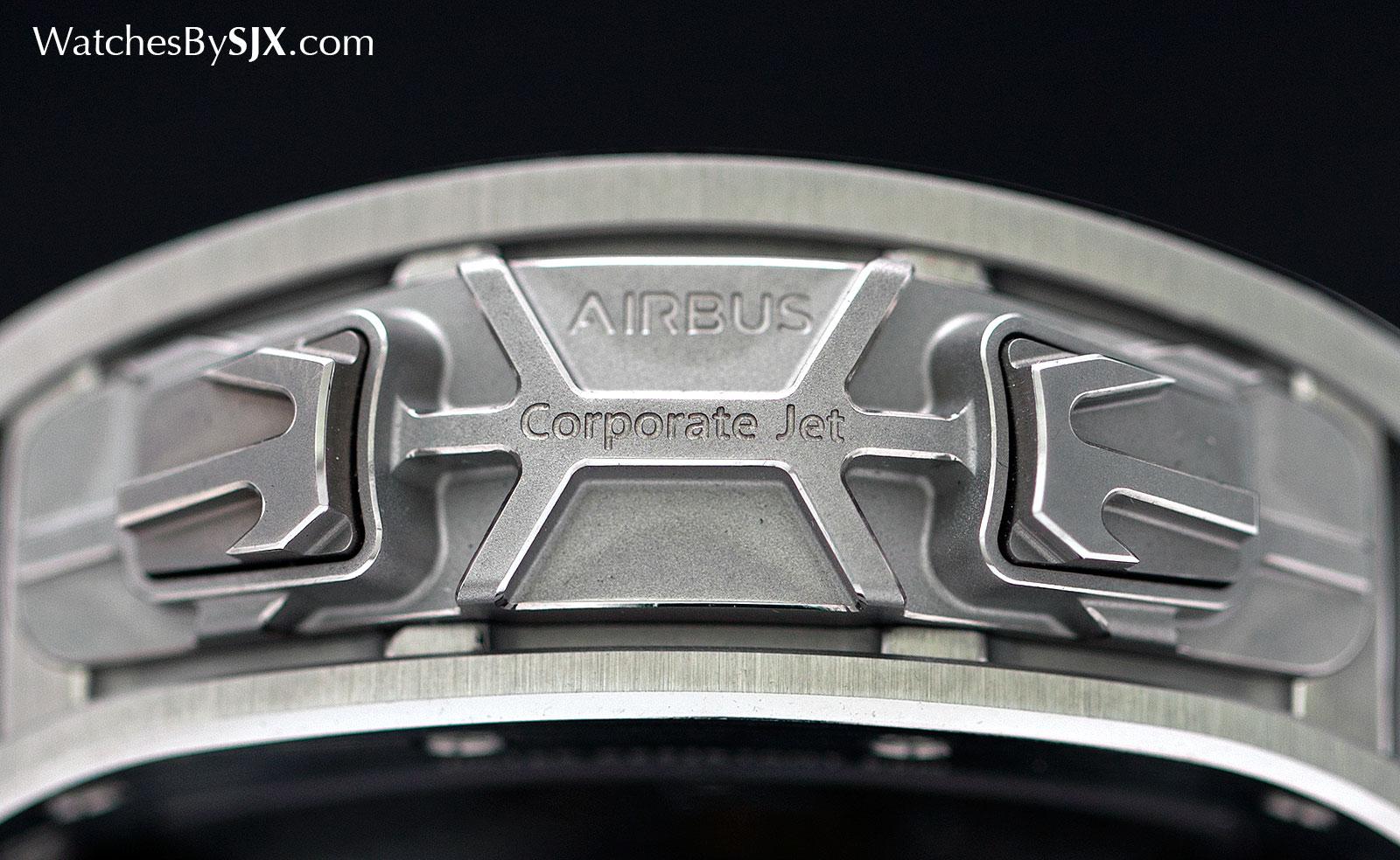 Richard Mille RM 50-02 ACJ Tourbillon Split Seconds Chronograph 3