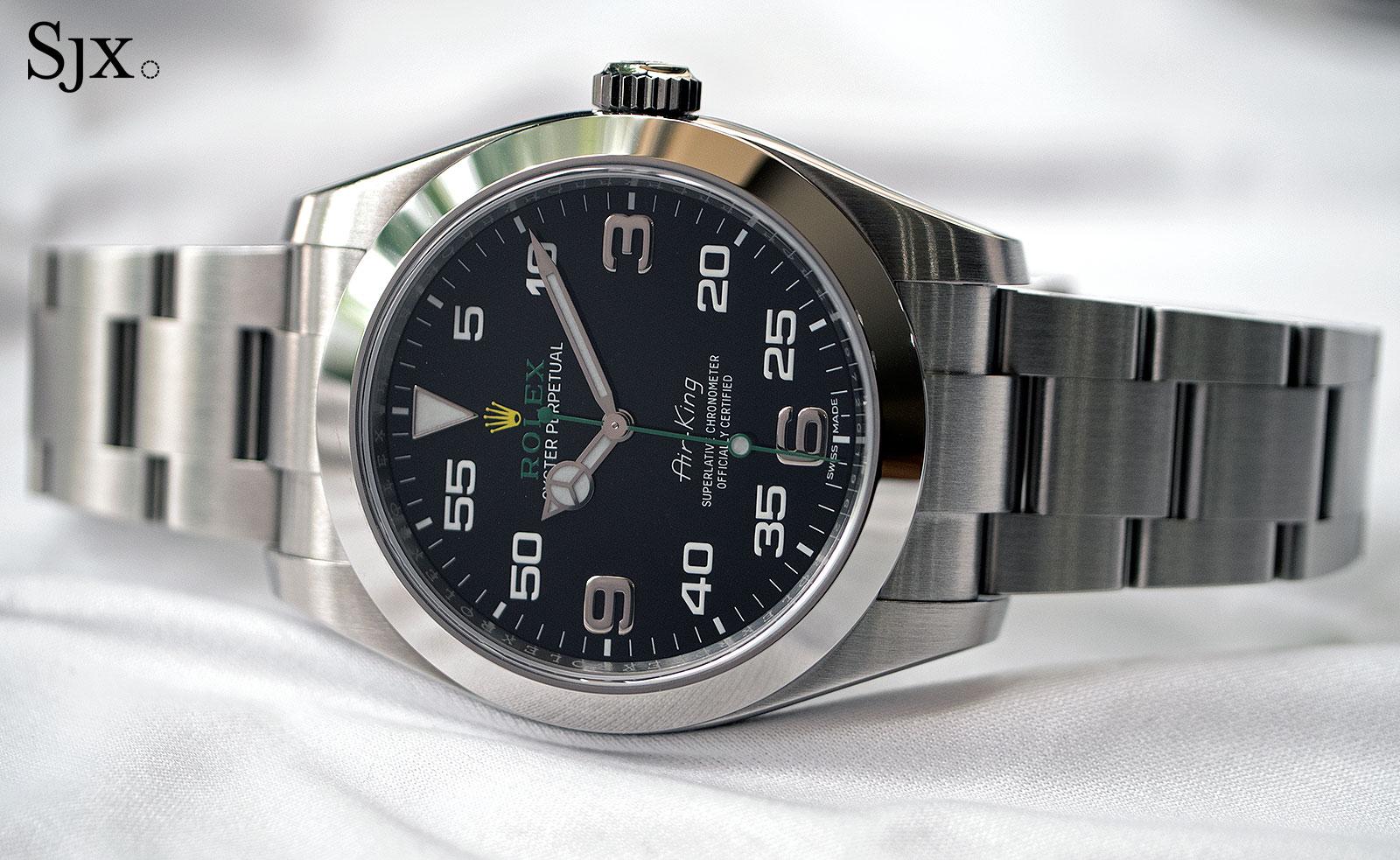 Rolex Air-King 116900 - 2