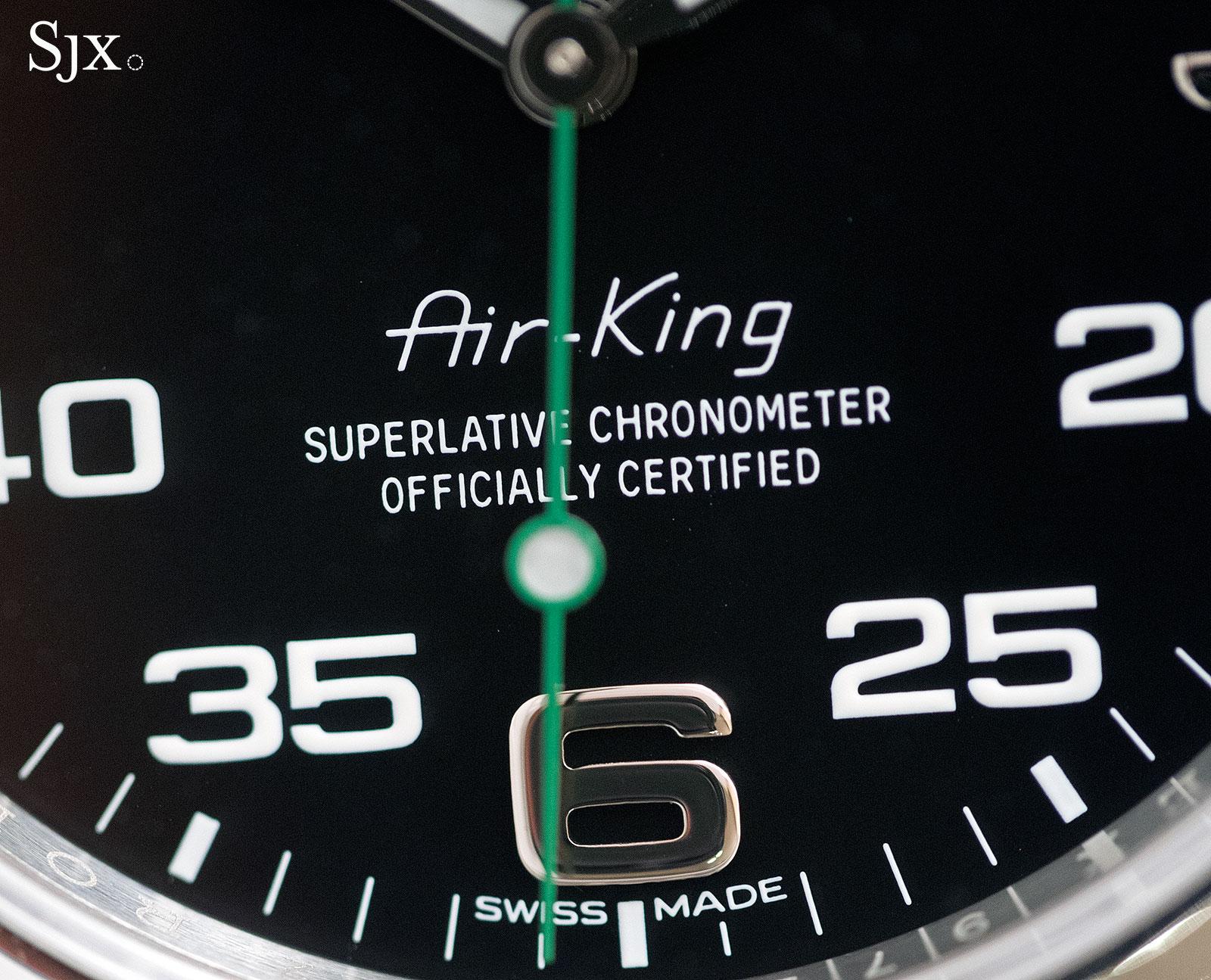 Rolex Air-King 116900 - 3