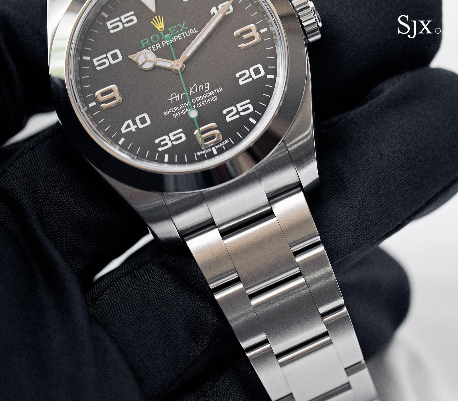 Rolex Air-King 116900 - 6