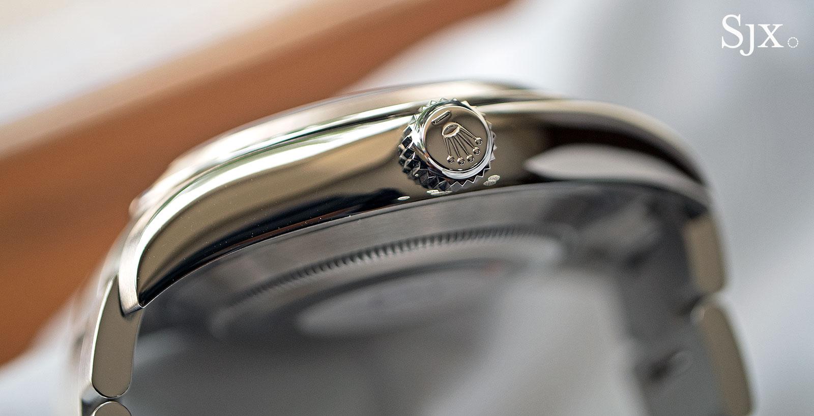 Rolex Air-King 116900 - 7