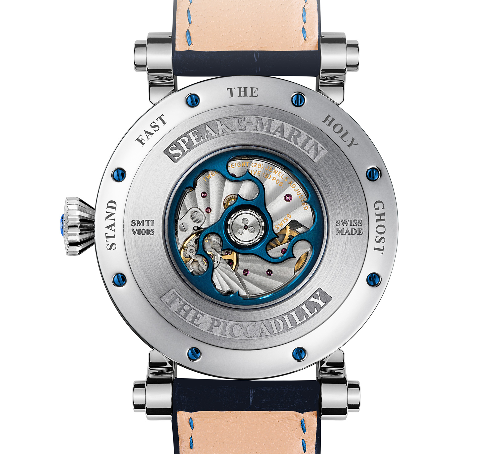 Speake-Marin Rum Watch 2