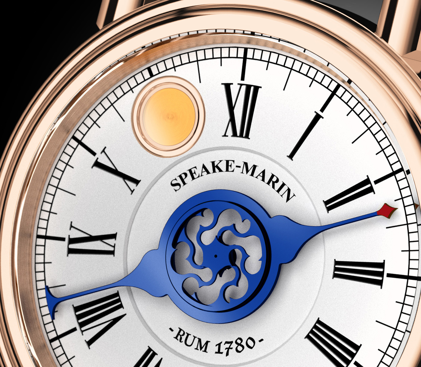 Speake-Marin Rum Watch 4
