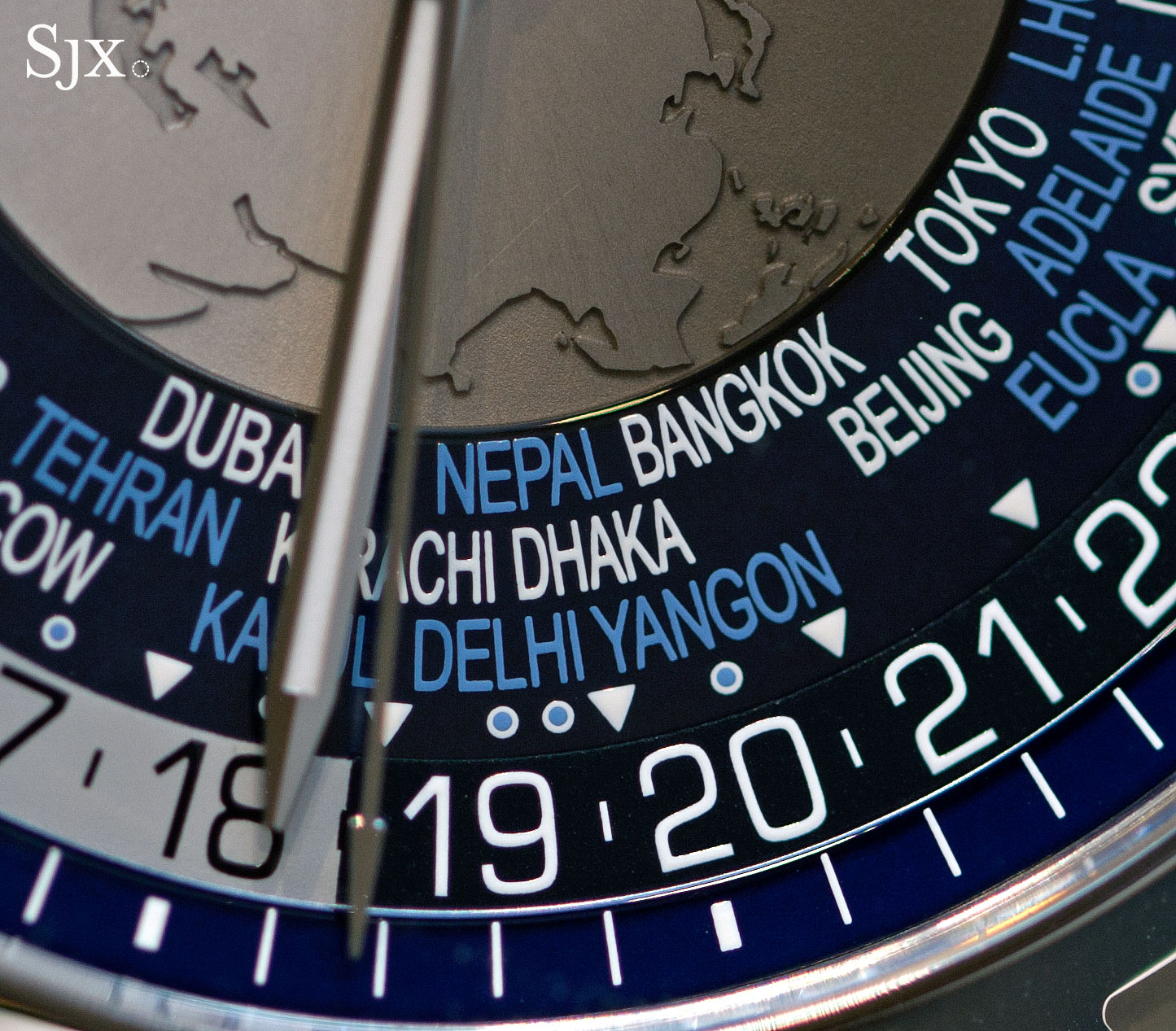Vacheron Constantin Overseas World Time 4