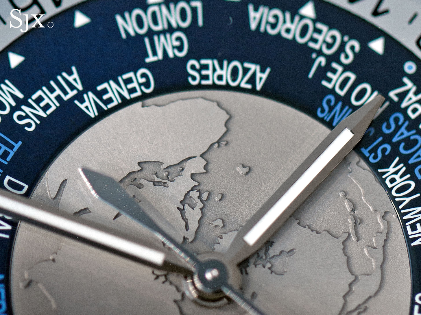 Vacheron Constantin Overseas World Time 5