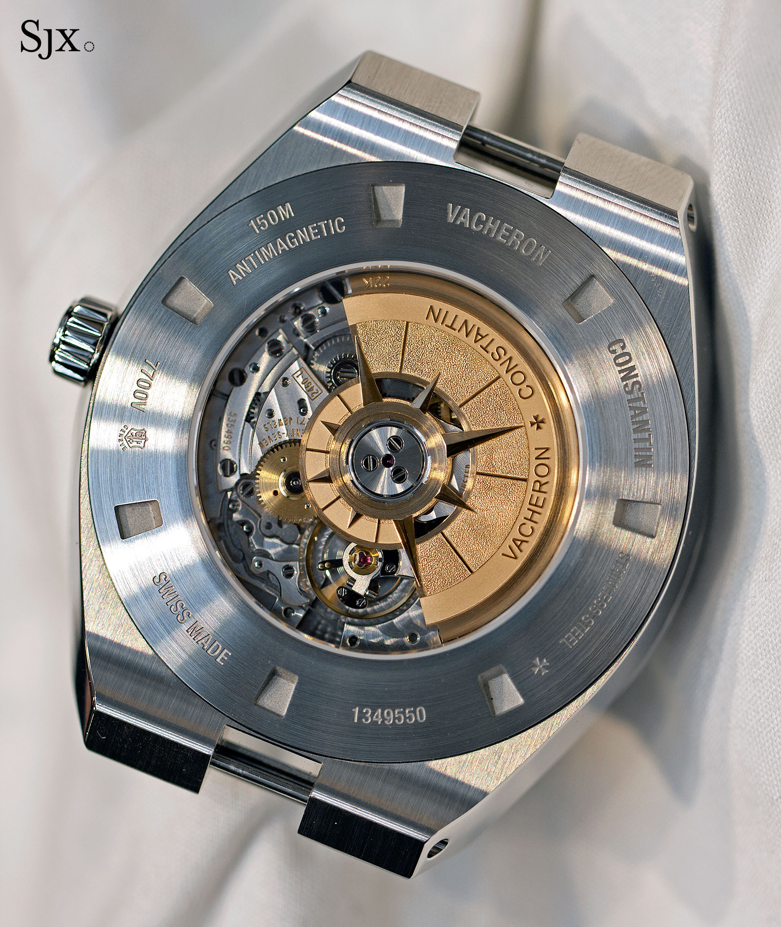 Vacheron Constantin Overseas World Time 6
