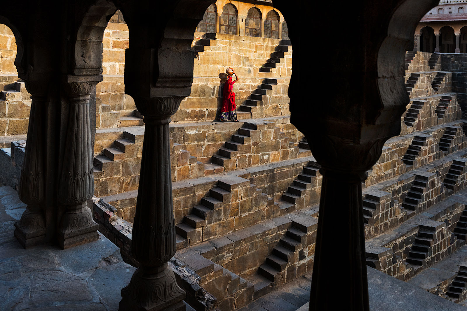 Vacheron-Constantin---Steve-McCurry---Chand-Baori-India-1