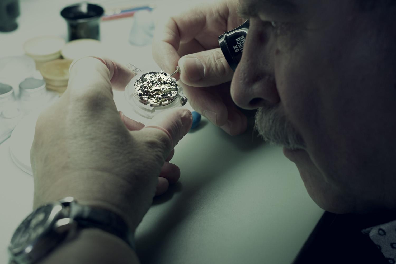 Alkis Kotsopoulos watchmaker 8