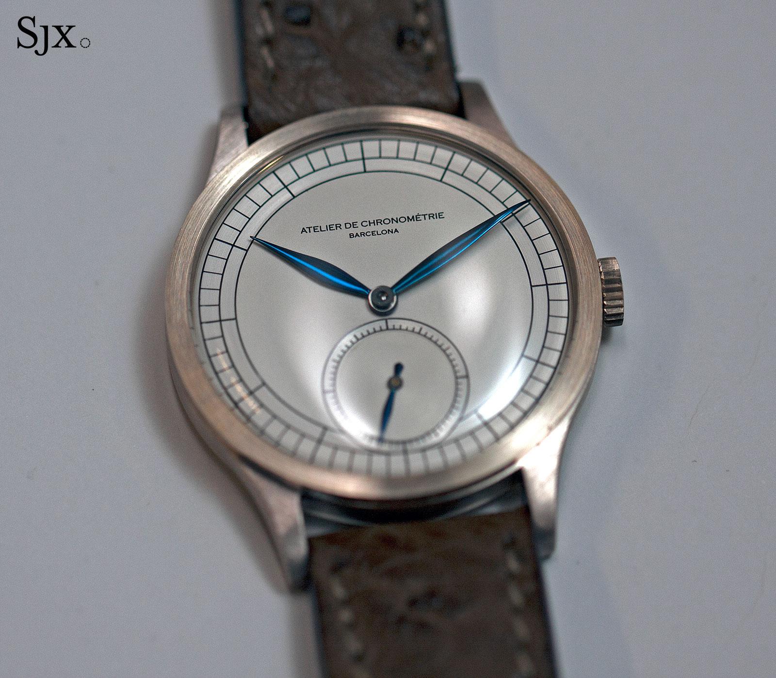 Atelier de Chronométrie Chronometer 1